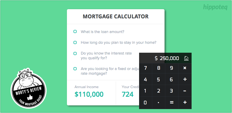 how to find the right mortgage calculator  u2013 mortgagehippo