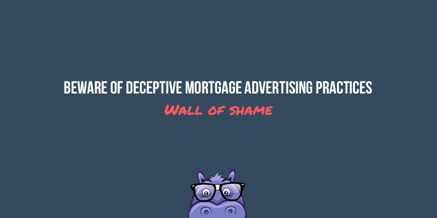 Deceptive Mortgage Advertising