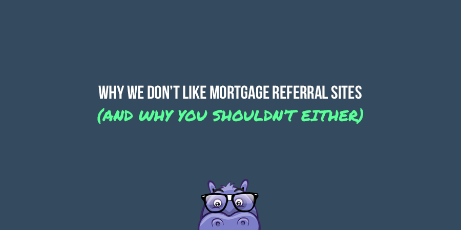 Mortgage Referral Sites
