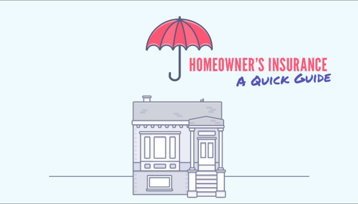 Homeowner's Insurance: Quick Guide