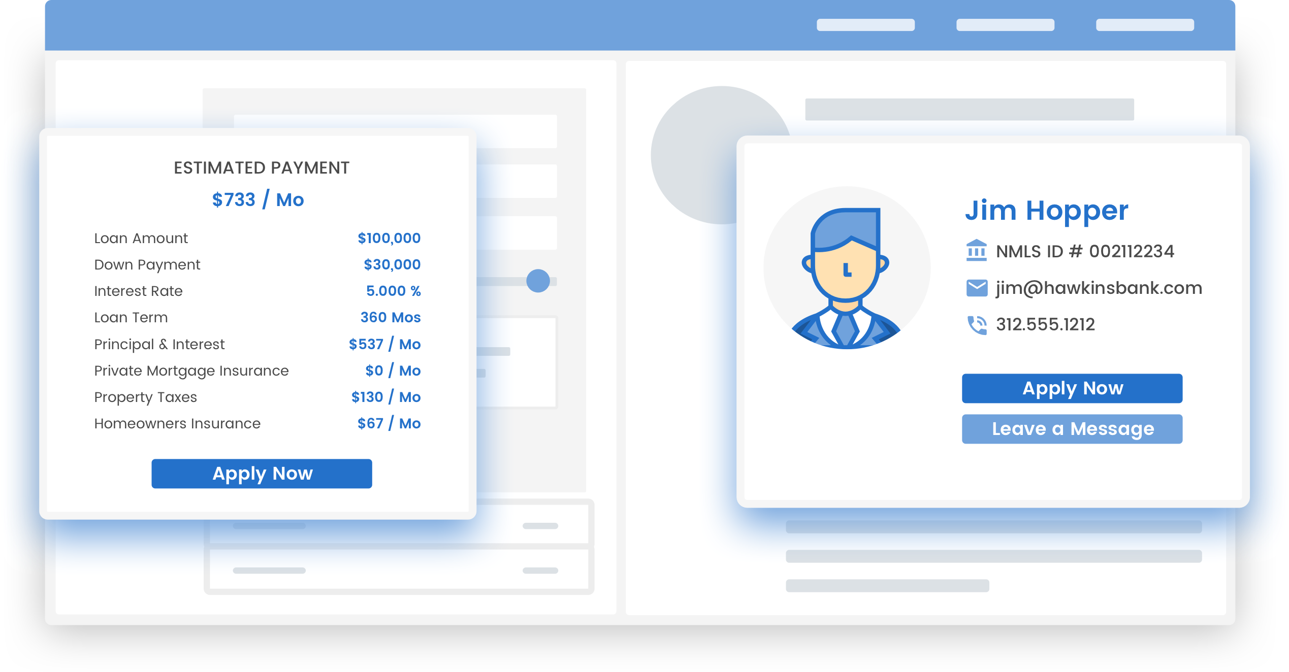 Loan Officer Landing Pages